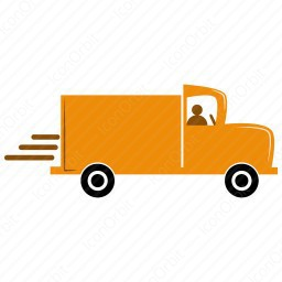 truck with load icon