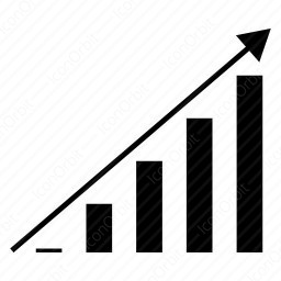 Business Growth Graphics icon