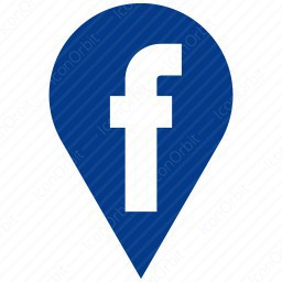 Facebook Marker Icon