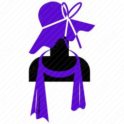 Girl's Party Hat icon